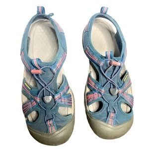 KEEN Waterproof Venice Closed Toe Hiking Sandals